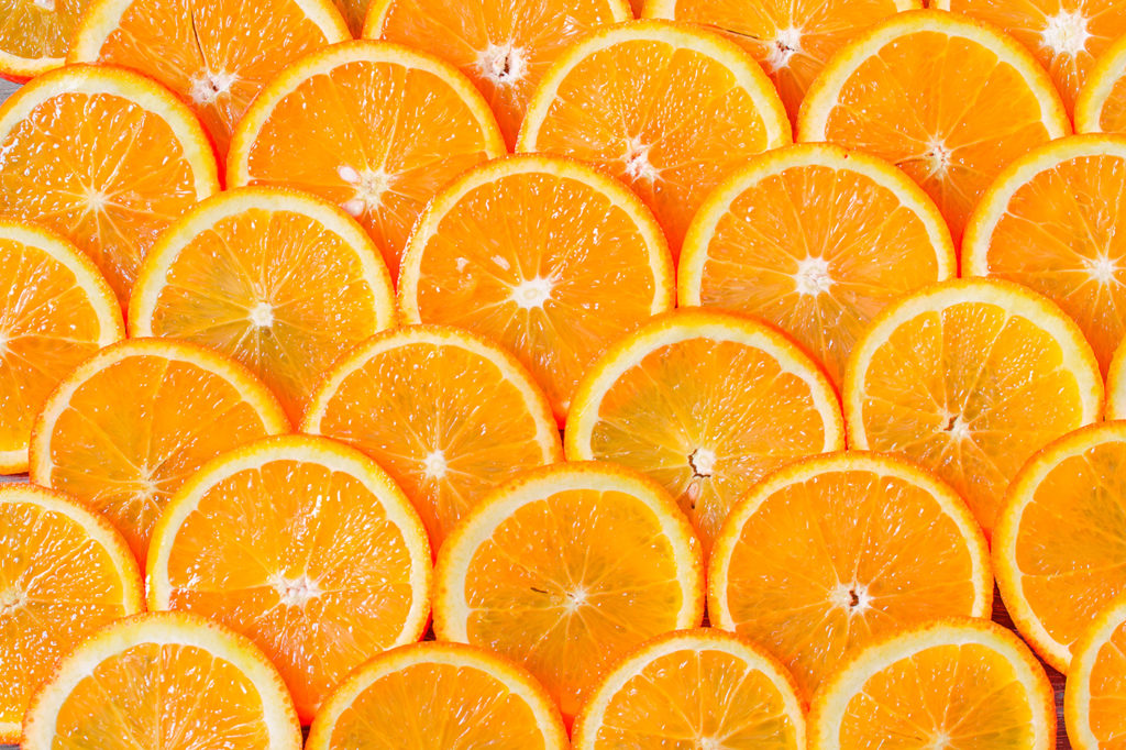 Oranges during the pandemic